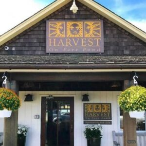 Harvest on Fort Pond